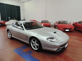 Ferrari 550 Maranello - ex Pantani