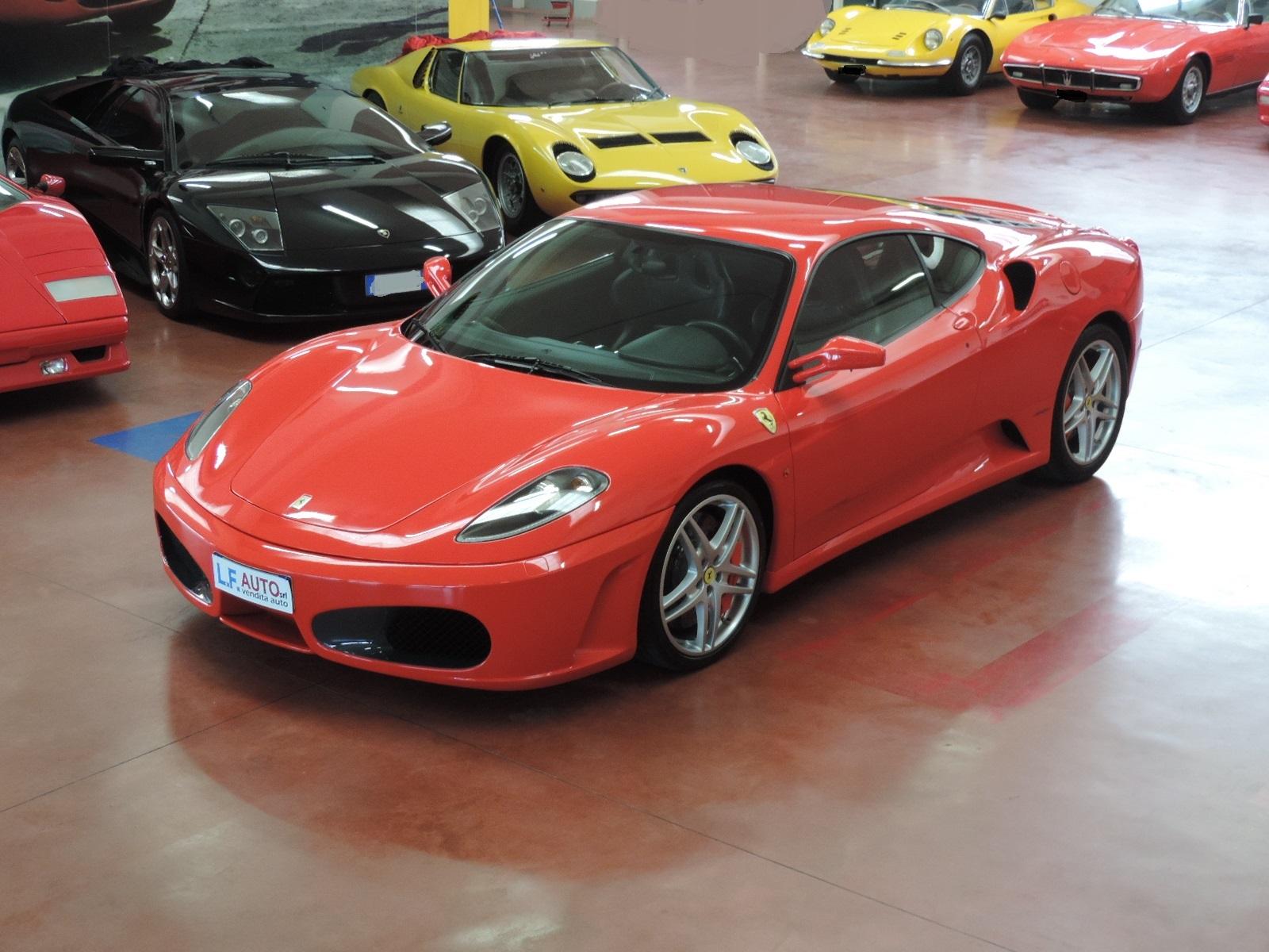 Ferrari F430 F1 - D