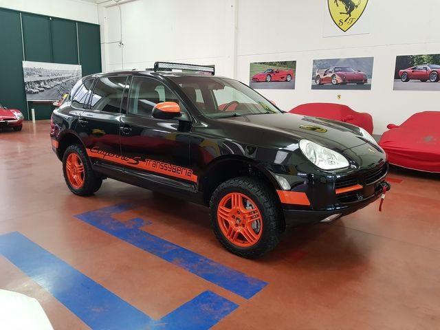 Porsche Transiberian